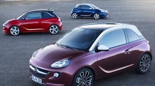 Opel-ADAM-Models